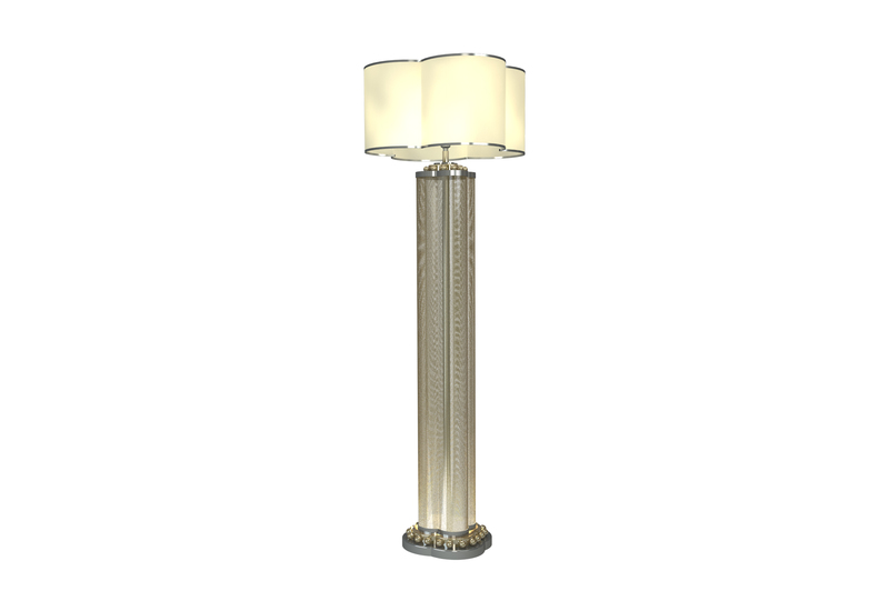 Happy clover floor lamp mari ianiq treniq 1