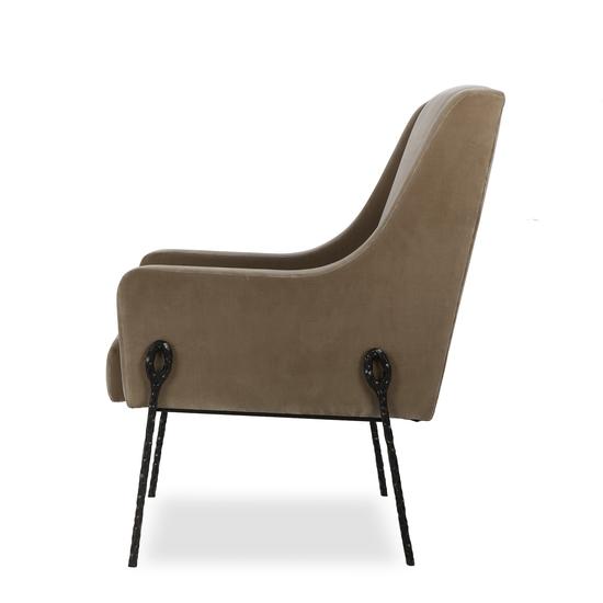 Bailey occasional chair vadit mushroom  sonder living treniq 1 1526882791235