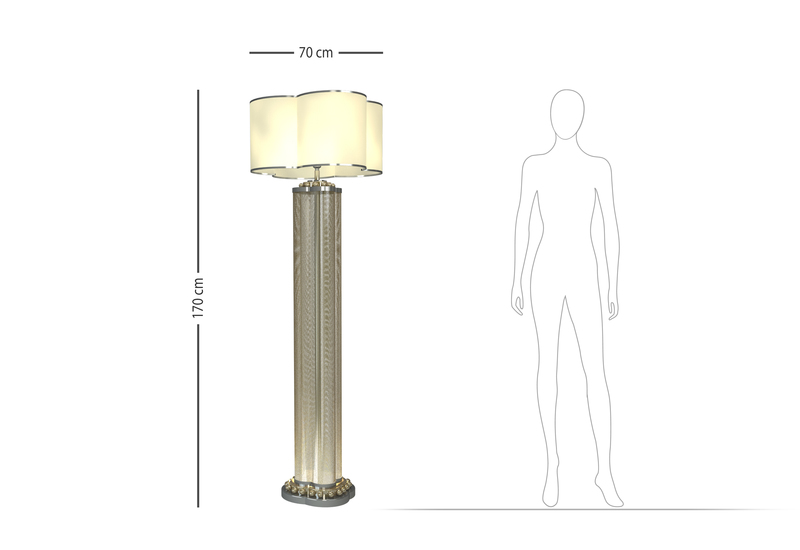 Happy clover floor lamp mari ianiq treniq 5