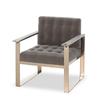Vinci arm chair mohair  sonder living treniq 1 1526883024548