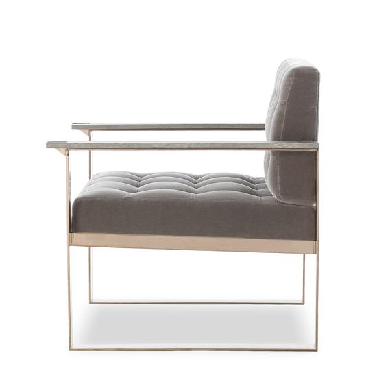 Vinci arm chair mohair  sonder living treniq 1 1526883029113