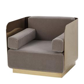 Vinci-Occasional-Chair-Mohair-Mirrored-Brass-_Sonder-Living_Treniq_0