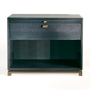 Bronze Bedside Table XI - Orsi - Treniq