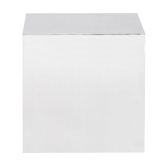 Morgan accent table square stainless steel  sonder living treniq 1 1526905149937