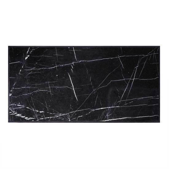 Jopling dining table black marble  sonder living treniq 1 1526905260842