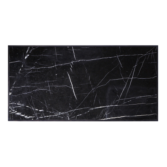 Jopling dining table black marble  sonder living treniq 1 1526905268405