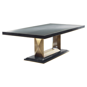 Bronze Dining Table III - Orsi - Treniq