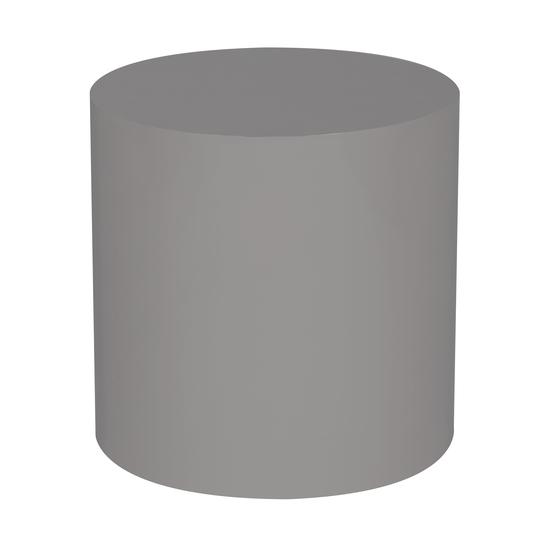 Morgan accent table round grey lacquer  sonder living treniq 1 1526906198425
