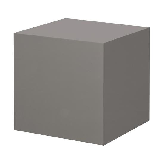Morgan accent table square grey lacquer  sonder living treniq 1 1526906239429