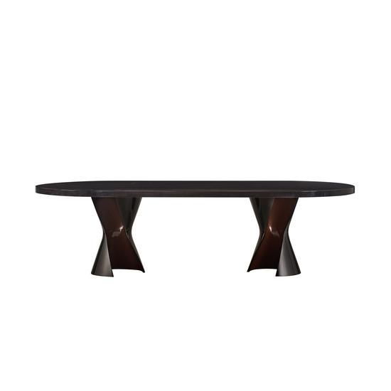 Ned oval dining table  sonder living treniq 1 1526906375229