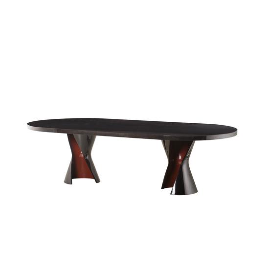 Ned oval dining table  sonder living treniq 1 1526906375213