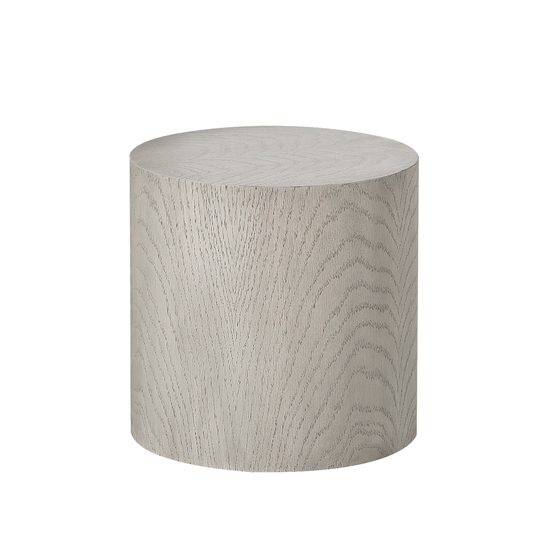 Morgan accent table round oak  sonder living treniq 1 1526906603064