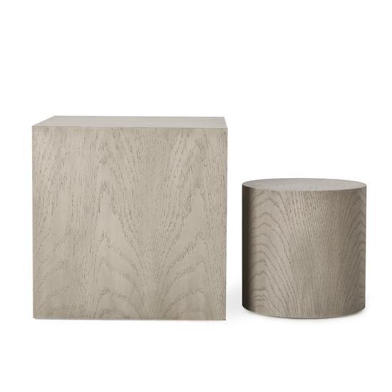 Morgan accent table square oak  sonder living treniq 1 1526906684298