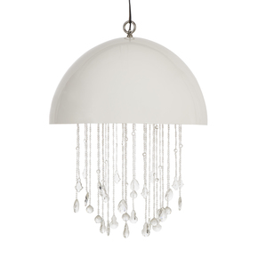 Lunar-Chandelier-Large-White_Sonder-Living_Treniq_0