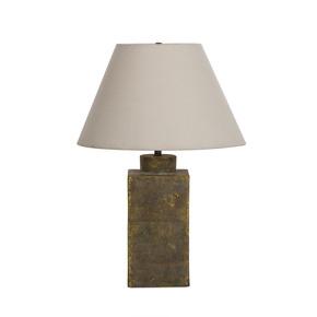 Ceramic-Caddy-Lamp-Gold_Sonder-Living_Treniq_0