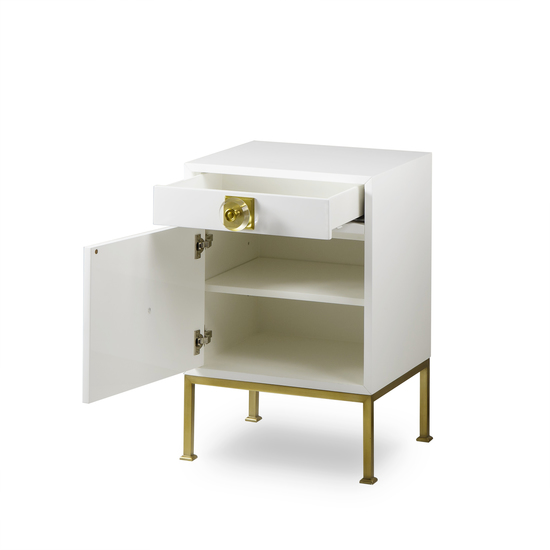 Formal nightstand white lacquer sonder living treniq 1 1526907079007