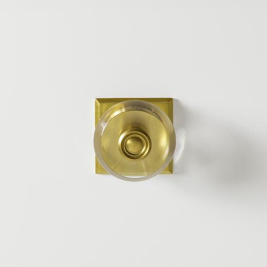 Formal chest 3 drawer white lacquer sonder living treniq 1 1526907425282