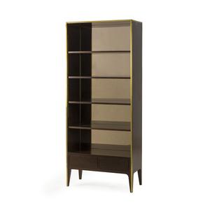 Silhouette-Bookcase-Smoked-Eucalyptus_Sonder-Living_Treniq_0