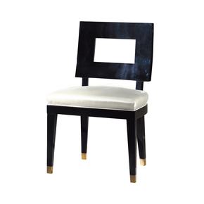 Bronze Dining Chair IV - Orsi - Treniq