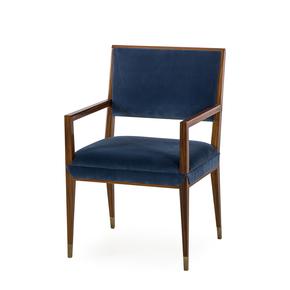 Reform-Arm-Chair-Rosewood-Vana-Blue-Velvet_Sonder-Living_Treniq_0