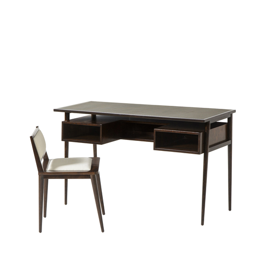 Herringbone desk   chair sonder living treniq 1 1526908506912