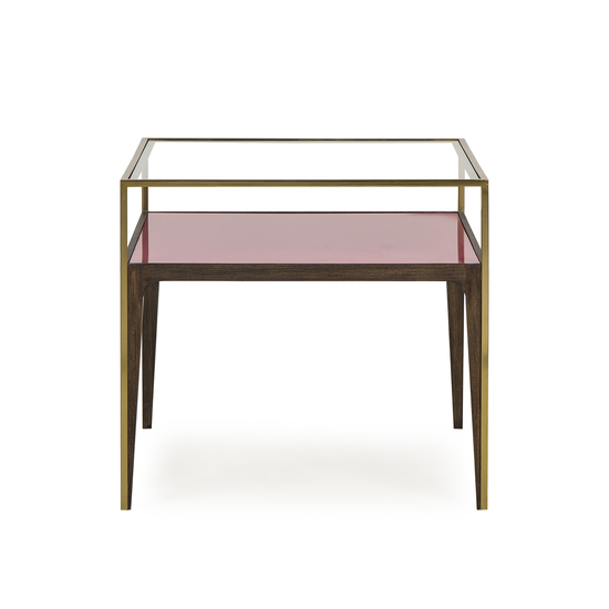 Rubylite side table pink glass sonder living treniq 1 1526908553859