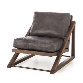 Teddy-Chair-Destroyed-Black-Leather-_Sonder-Living_Treniq_0