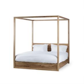 Otis-Poster-Bed-Us-Queen-_Sonder-Living_Treniq_0