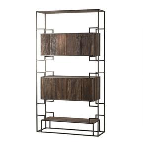 Juana-Bookcase-Peroba-_Sonder-Living_Treniq_0