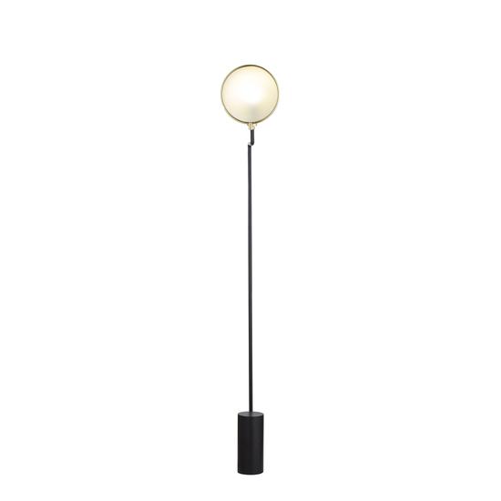 Eclipse floor lamp black by nellcote sonder living treniq 1 1526978607326