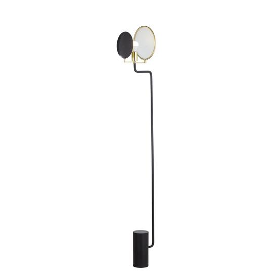 Eclipse floor lamp black by nellcote sonder living treniq 1 1526978607311