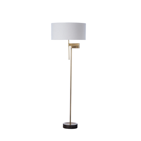 Gear-Floor-Swing-Lamp-Burned-Brass-By-Nellcote_Sonder-Living_Treniq_0