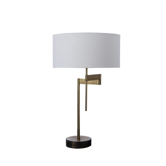 Gear swing lamp burned brass by nellcote sonder living treniq 1 1526979016413
