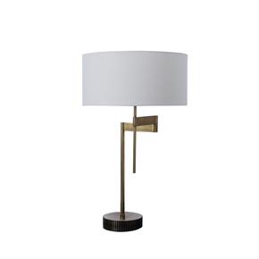 Gear-Swing-Lamp-Burned-Brass-By-Nellcote_Sonder-Living_Treniq_0