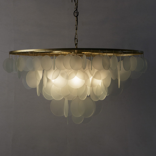 Cloud chandelier large by nellcote sonder living treniq 1 1526979276715