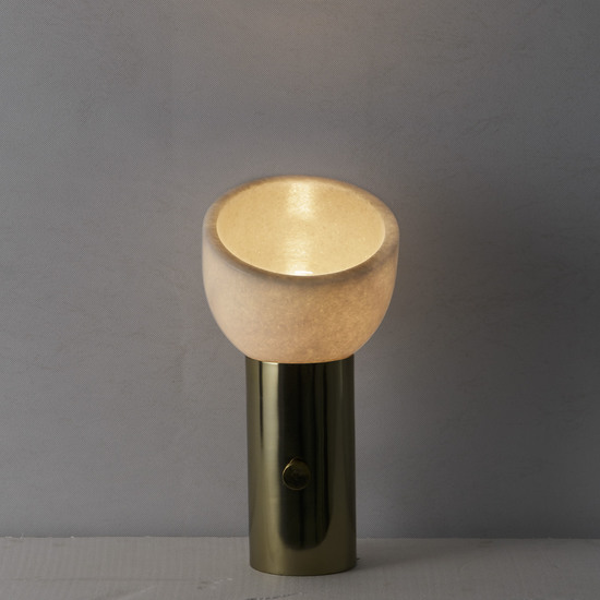 One scoop lamp copper by nellcote sonder living treniq 1 1526979365776