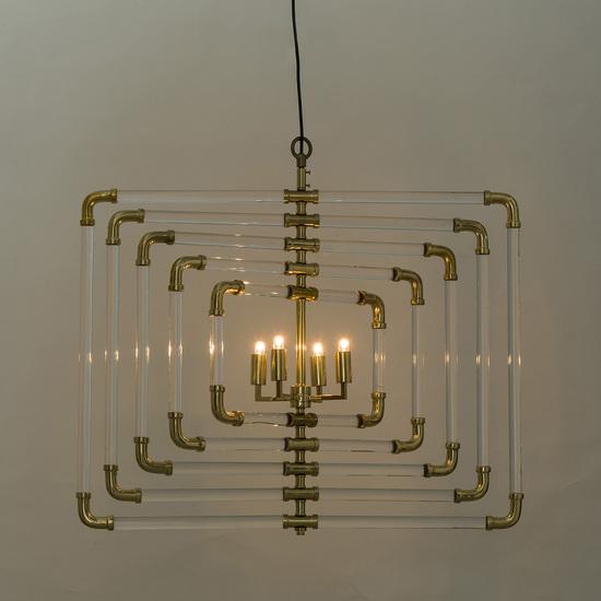 Spiral acrylic stream 5 layer brass by nellcote sonder living treniq 1 1526979495476
