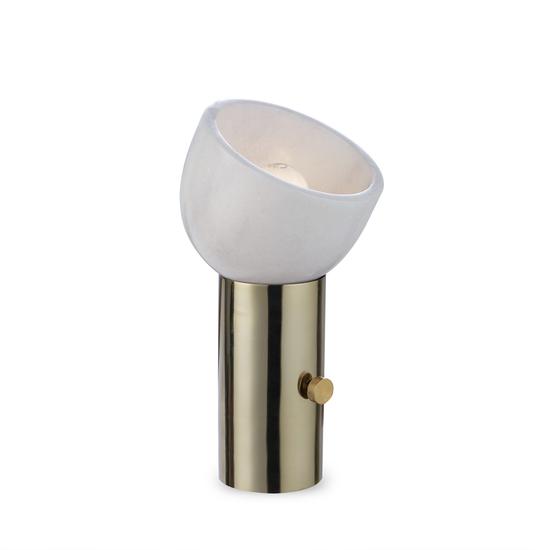 One scoop lamp brass by nellcote sonder living treniq 1 1526979535133