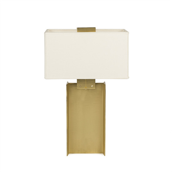 I beam lamp large brass by nellcote sonder living treniq 1 1526979632585