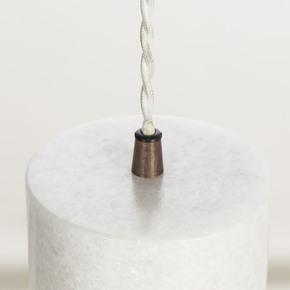 Marble-Plate-Pendant-White-By-Nellcote_Sonder-Living_Treniq_0