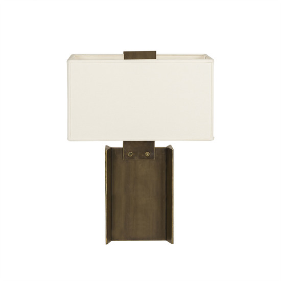 I beam lamp small bronze by nellcote sonder living treniq 1 1526979886521