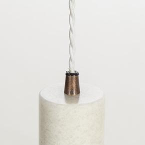 Marble-Tube-Pendant-White-By-Nellcote_Sonder-Living_Treniq_0