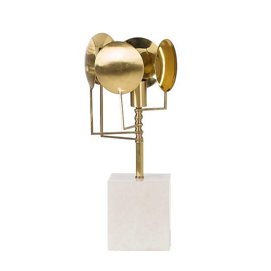 Sun lamp brass by nellcote sonder living treniq 1 1526980187394