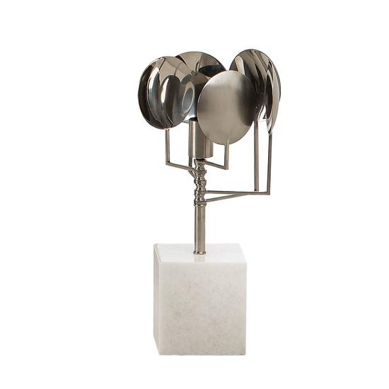 Sun lamp stainless steel by nellcote sonder living treniq 1 1526980217603