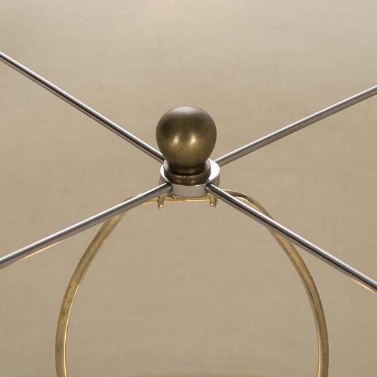 Shagreen lamp grey white shade by nellcote sonder living treniq 1 1526980244092