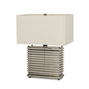 Stack-Table-Lamp-Nickel-White-Shade-By-Nellcote_Sonder-Living_Treniq_0