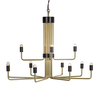 Le marais chandelier 12 light brass by nellcote sonder living treniq 1 1526980393966
