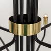 Le marais chandelier 12 light black by nellcote sonder living treniq 1 1526980427121