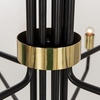 Le marais chandelier 12 light black by nellcote sonder living treniq 1 1526980427125