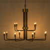 Le marais chandelier 12 light black by nellcote sonder living treniq 1 1526980427166